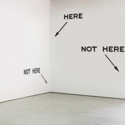 here-not-here